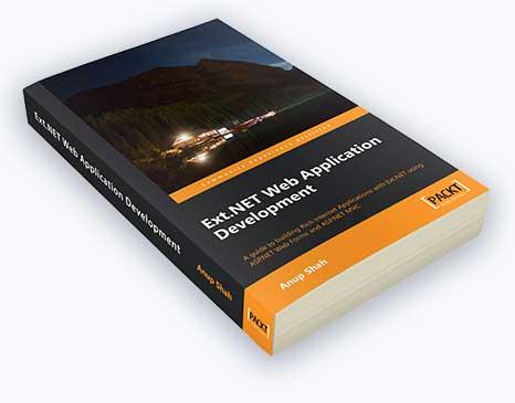Ext.NET Web Application Development Book