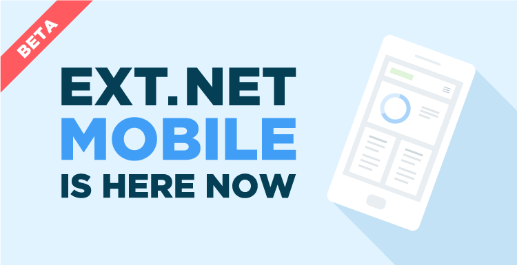Ext.NET Mobile Beta Released